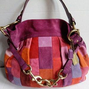 COACH- AUTHENTIC Shoulder Bag
